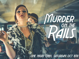 Penfold Theatre Company presents Murder on the Rails