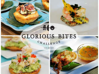 Gloria Ferrer Caves & Vineyards presents Glorious Bites Challenge Semi-Final
