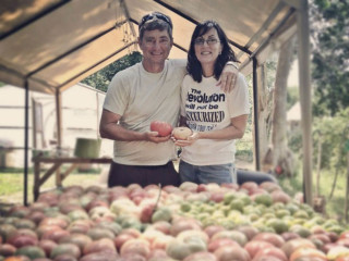 Glenn and Paula Foore of Springdale Farm