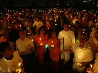 Mahatma Gandhi Library presents 1,000 Lights for Peace