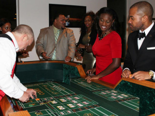 Houston Area Urban League Young Professionals presents Opulence Casino Night