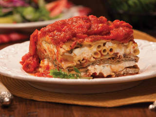 Russo's Coal-Fired Italian Kitchen Anthony Russo chef baked ziti