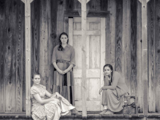 The Heartland Theatre Collective presents Dust by Nicole Oglesby