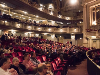 Encore for Advocacy at Majestic Theatre