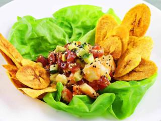 TJ's Seafood Market & Grill, poke