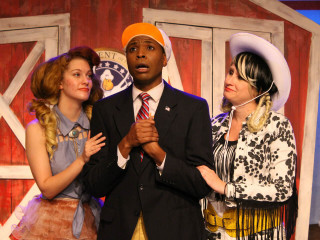 Main Street Theater presents Duck for President