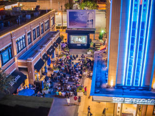 West Village presents South Alley Film Series