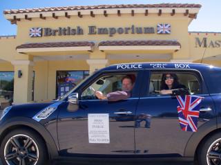 British Emporium presents 2016 Doctor Who Day