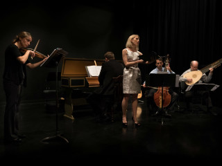 Houston Baroque presents Music of Telemann