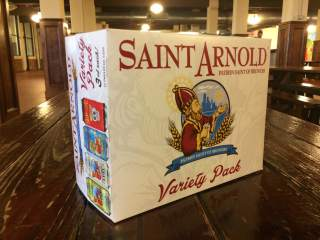 Saint Arnold Brewing Company variety pack