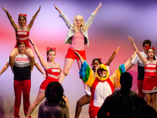Inspiration Stage presents Bring It On: The Musical