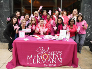 Gateway Memorial City presents Pretty in Pink
