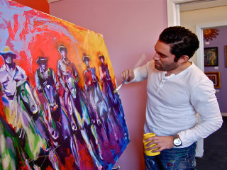 Globe Runner presents Alejandro Castanon: Dallas the New Frontier