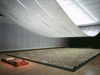 Blanton Museum of Art presents Xu Bing: Book from the Sky