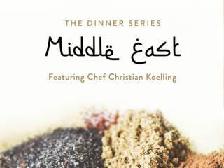 Three Twelve Co. presents Dinner Series: Middle East