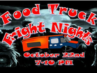 Friends of Xavier presents Food Truck Fright Nights