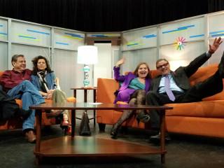 Gente de Teatro presents Bajo Terapia (In Therapy)