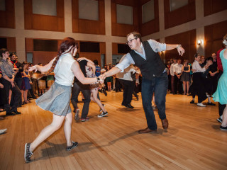 SMU Meadows Jazz Orchestra presents Second Annual Swing Dance Concert