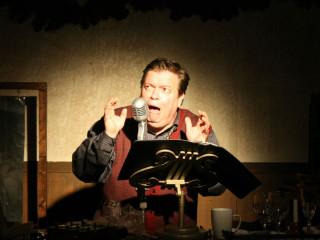 Theatre Three presents A Christmas Carol: The Radio Show