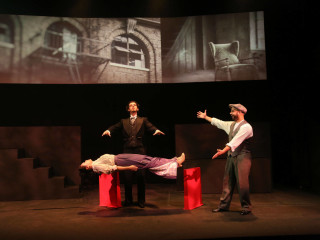 Contemporary Theatre of Dallas presents As We Lie Still