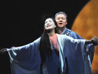 Austin Opera presents Puccini's Madame Butterfly