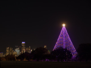Austin Trail of Lights presents Zilker Tree Lighting