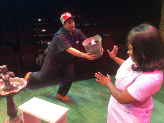 COM Community Theatre presents C.O.M. Wasn't Built in a Day