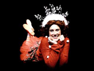 Main Street Theater presents Fancy Nancy Splendiferous Christmas
