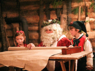 Jesse H. Jones Park & Nature Center presents An Old-Fashioned Christmas