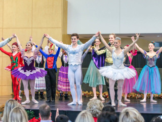 Lone Star College-University Park presents Tea with the Sugar Plum Fairy