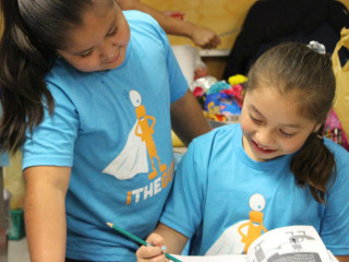 Texas Tamale Company presents Family Literacy Event