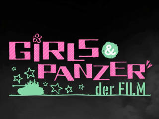 Sentai Filmworks presents Girls und Panzer der Film