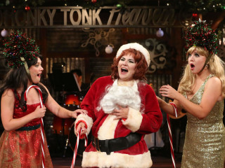 Stages Repertory Theatre presents The Honky Tonk Angels Holiday Spectacular