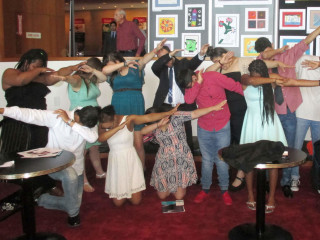 AFC Power Strategy Group, Inc. presents A Night of Living Arts