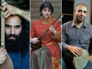 Constantinople/Kiya Tabassian, Sepideh Raissadat, and Hamni Honari