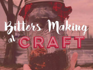 CRAFT presents Make your own Bitters