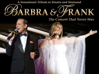 Diamond Hoseshoe Productions presents Barbra and Frank: The Concert That Never Was