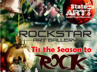 State of the Art Shows presents Tis the Season to Rock - Art Show