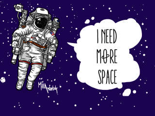"LOCALmotive presents ""I Need More Space: The Art of Mila Sketch"""