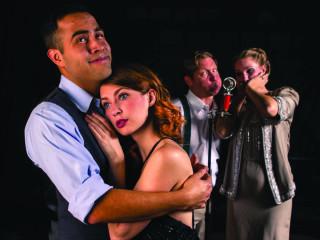 Theatre Three presents Laugh