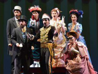 UH Moores Opera presents 2017 Comic Opera Festival