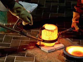Umlauf Sculpture Garden & Museum presents Umlauf After Dark Debit with Live Bronze Pour