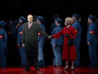 Houston Grand Opera presents Nixon in China