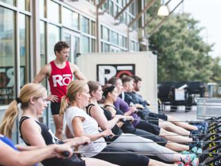 Ro Fitness Third Anniversary Party