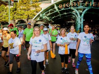 St. Jude Children's Research Hospital present St. Jude Walk/Run to End Childhood Cancer