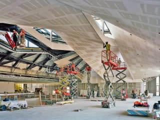 UT Austin School of Architecture presents UTSOA Lecture Series: Nader Tehrani