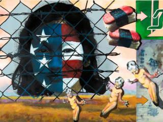Conduit Gallery presents Robert Barsamian: Bizarro
