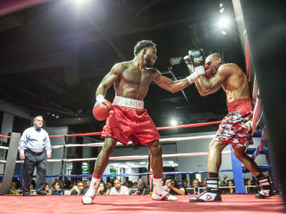 Savarese Promotions presents Black Tie Boxing