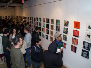 "Hardy & Nance Studios presents 10""x10"" Annual Art Show"