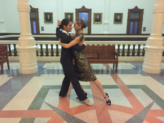 Corazon Tanguero presents  Elegantly Queer Tango Class